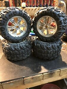 RC truck tires