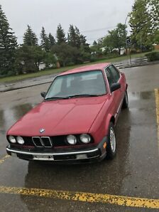 1985 BMW e30 325e