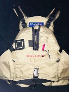 Salus kayak angler fishing vest NEW