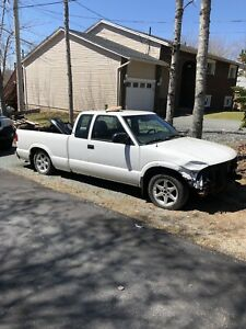 Lowered 2003 Chevy S10