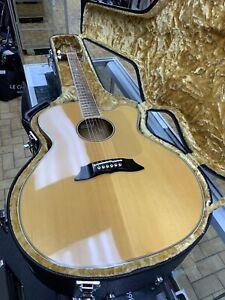 Guitare électroacoustique Takamine modèle EF-38 1982 made japan