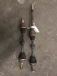 Honda Accord V6 03/07 left and right CV axle used