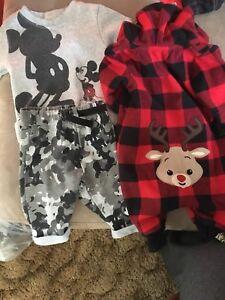 6 months boy clothes