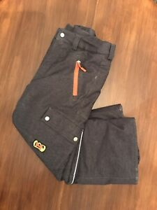 Monster snow pants size 8