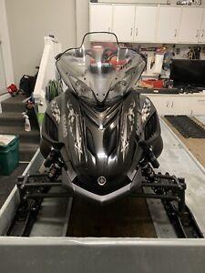 Yamaha ATTAK GT long track (Apex)
