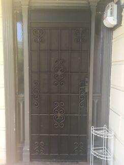 Security door $50