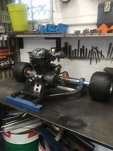 Drift trike project 250cc Buderim Maroochydore Area Preview
