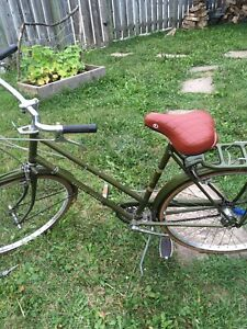 Vintage Raleigh Cruiser Bike