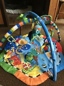 "Selling a Baby Einstein ""Rhythm of the Reef"" play gym/mat in EUC"