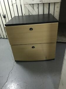 Cabinet with two big drawers