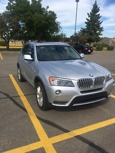 BMW X3 XDRIVE28I w Extended Warranty and extra winter tires