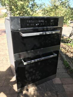 Free Omega double oven