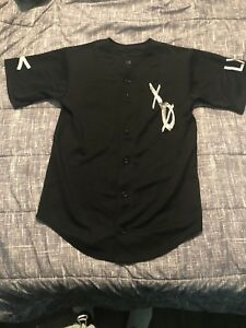The Weeknd 2014 Official Issue XO Baseball Jersey