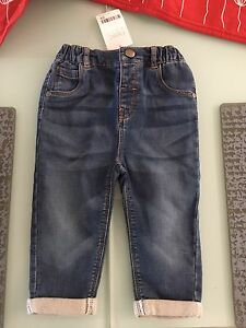 Boys denim jeans Bedford Bayswater Area Preview
