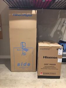 Fridge & Chest Freezer *BRAND NEW* Beaconsfield Cardinia Area Preview