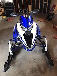 Yamaha sr viper xtx