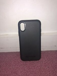 IPHONE 10 X OTTERBOX CASE