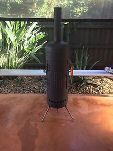 Pot belly wood heater fire place Werribee Wyndham Area Preview