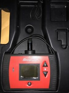 Snap On Tools Borescope/Snap On Ratcheting Screwdriver/Recorder