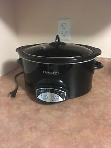 Slow Cooker in Excellent Condition