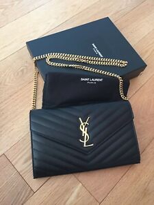 83697b1718a Ysl Wallet On Chain | Kijiji - Buy, Sell & Save with Canada's #1 ...