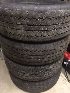 265/70r17 set of 4 only $80!