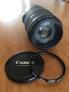Canon 70-300mm 4-5.6