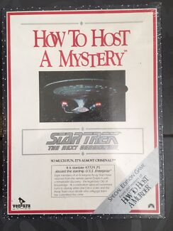 How to Host a Mystery