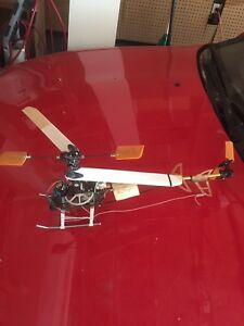 esky rc helicopter with 2 controllers