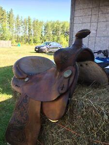 Horse equipment/ équipement pour cheval