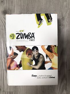 Brand new Zumba 4 Volume Set!
