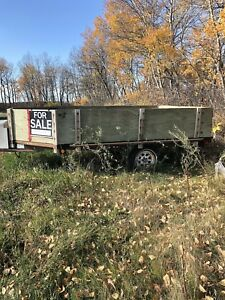 Trail Tech Snowmobile trailer for sale