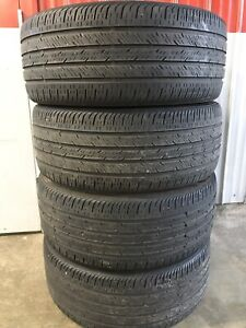 Set of 235/40R19 all seasons. 235 40 19