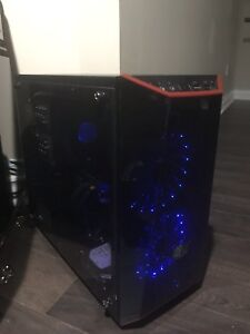 Desktop barely used loaded with games 680 OBO