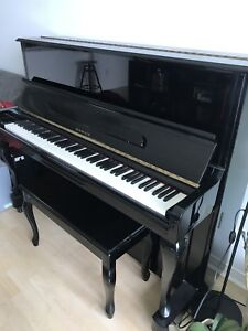 Elegant piano for sale - excellent condition