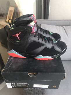"Air Jordan 7 ""Barcelona Nights"" size 11"