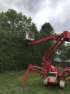 Cmc crawler lift 60ft for sale
