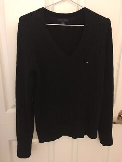 Tommy Hilfiger cable knit sweater - shipping avail