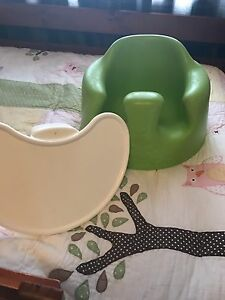 *No Straps* Bumbo with Tray