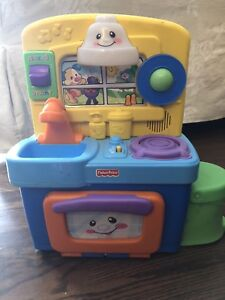 Cuisine Fisher Price 6-36 mois
