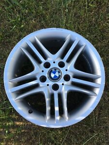 """4 mags 17"""" BMW 3 Series"""
