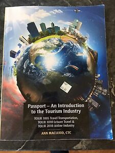 Tourism and Travel Management - Holland College Textbook