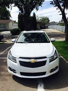 Chevy Cruze LTZ RS Sports- Fully loaded