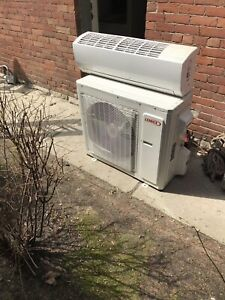 Lennox 2 ton ductless split air conditioner
