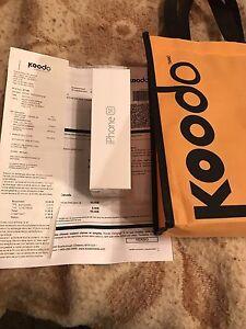 IPHONE SE 32gb NEUF NEW SCELLE TELUS/KOODO (PAS NEGOTIABLE!!!