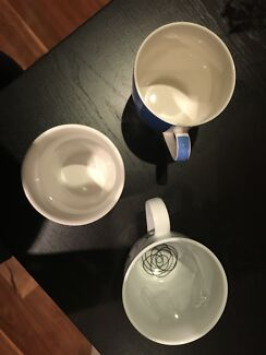 Misc Coffee cups