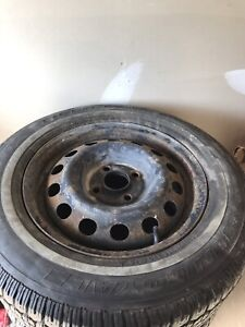 4 bolt rims and tires brand new tires