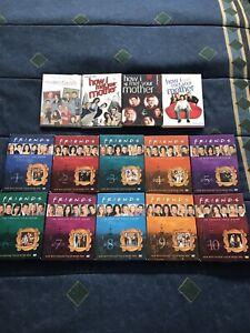 Friends Seasons 1-10 DVD