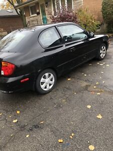2005 Hyundai Accent Hatch