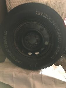 Good year Wrangler Lt275/65/r18 never used